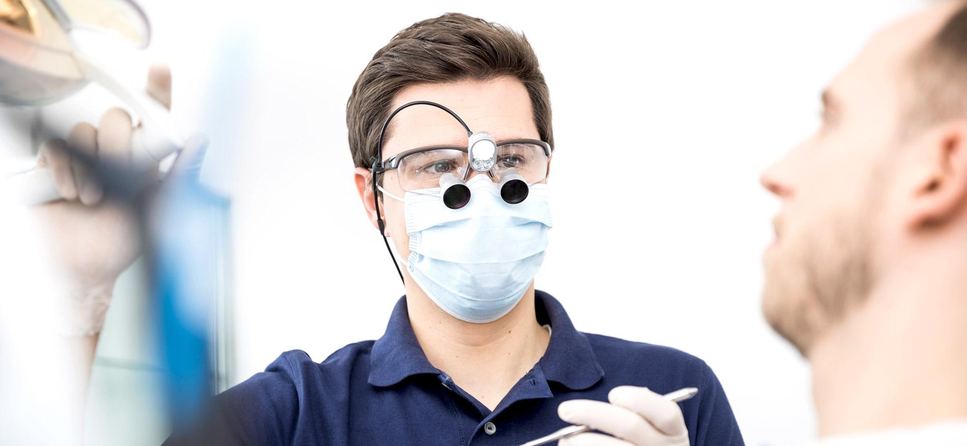 Zahnarztpraxis Wünsch – Stuttgart - Endodontie 1